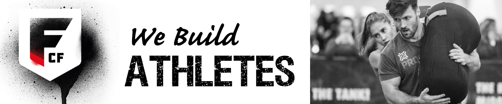 CrossFit Faction Athletes Banner