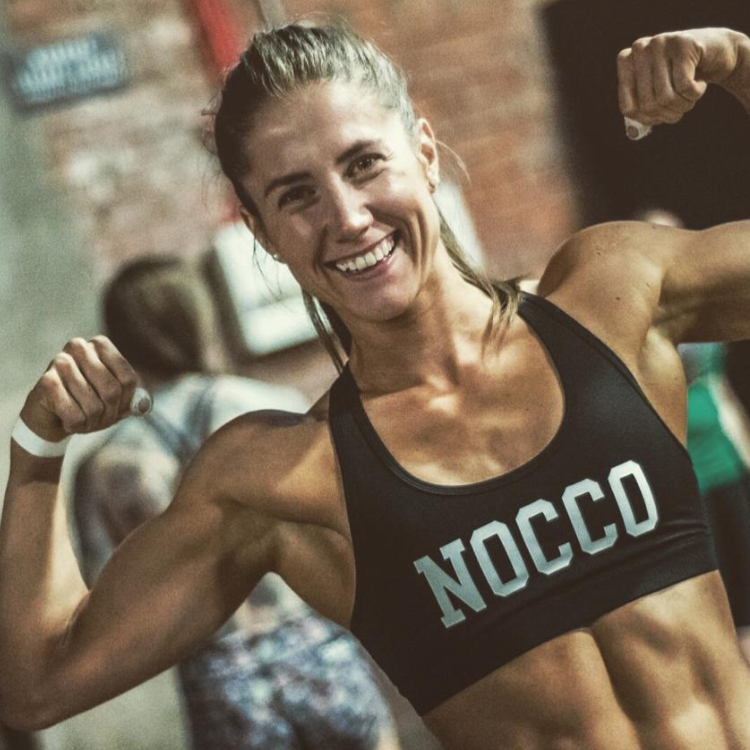 Lauren Calvert CrossFit Faction