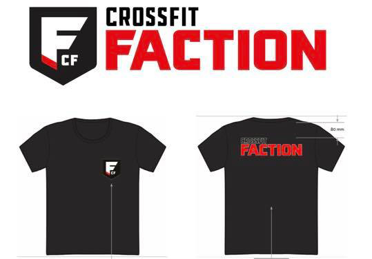 CrossFit Faction T Shirt
